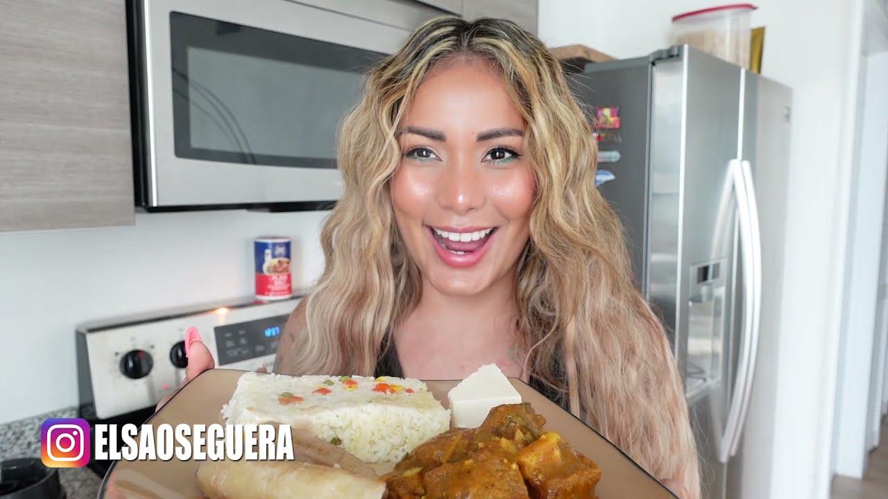 Carne Guisada Catracha! / Cocinando con Elsa