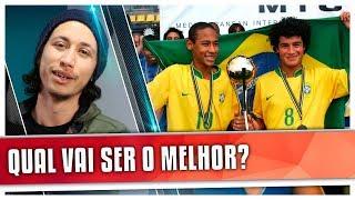 Baixar REACT ♫ QUAL BRASILEIRO VAI BRILHAR MAIS NA EUROPA? (FutParodias)