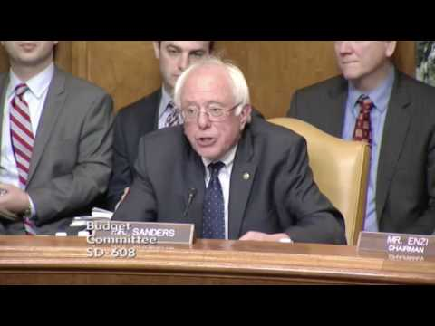 Watch Bernie Sanders Attack A Christian Nominee and Impose an UnConstitutional Religious Test