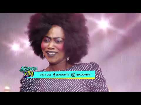 Ahosepe Xtra  with Sister Sandy on Adom TV (26-6-21)