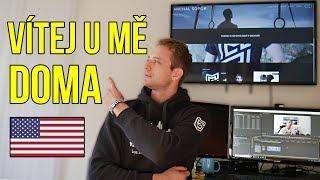 TADY DĚLÁM VIDEA | U MĚ DOMA...