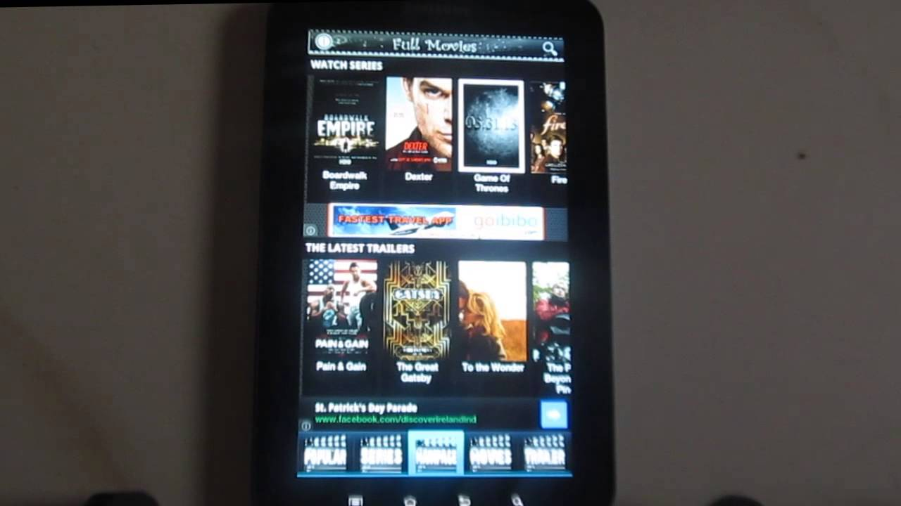FULL MOVIES -    android App review by ReviewBreaker