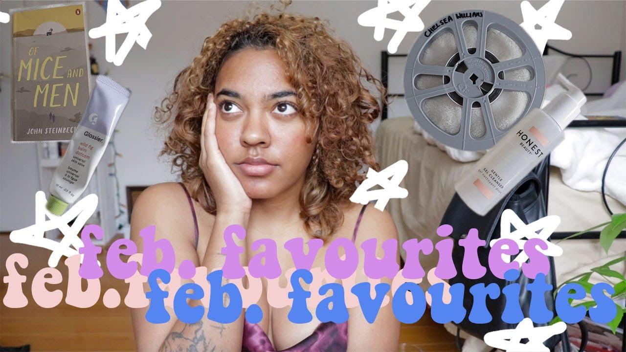February Favourites 2021! Beauty/Fashion/Film etc.