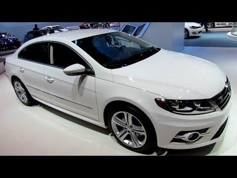 2014 Volkswagen CC 2.0T R-Line - Exterior and Interior Walkaround - 2014 NY Auto Show