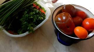 Замороженные томаты Вы всегда так будете замораживать помидоры  на зиму супер способ