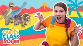 ROAR! Dinosaurs! | Caitie's Classroom