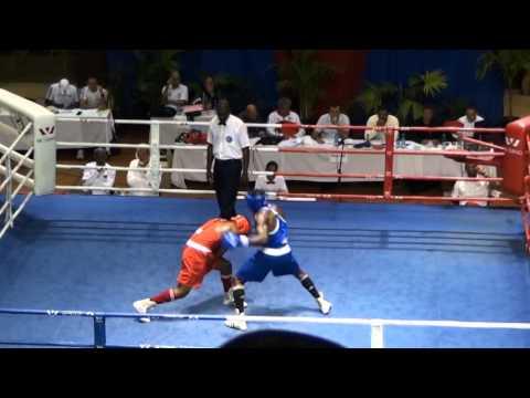 69kg   Carlos Banteur vs Arisnoide Despaigne R3