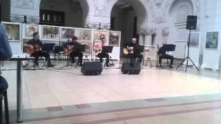 "Patricia Kaas - ""Les hommes qui passent""; Dan Drăgoi - ""Flamenco"""