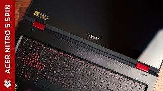 Acer Nitro 5 Spin Review - A Good Laptop But Not for Gamers!