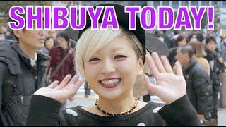 Today 15 minutes at the SHIBUYA CROSSING | Feat. Hachiko & なつぅみ | Sony A7II | 渋谷スクランブル交差点で15分撮影してみた Thumbnail