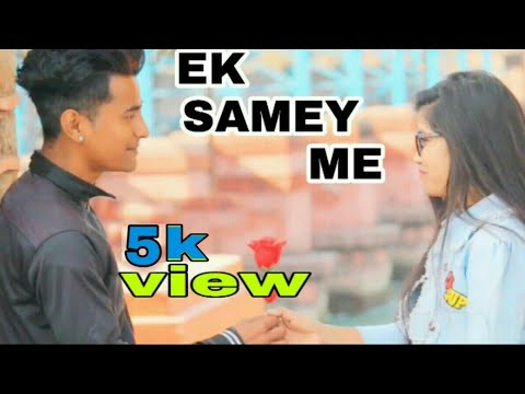 EKSAMAY MAI TO TERE DIL Me (LOVE ❤ STORY) BY Ravi Thapa