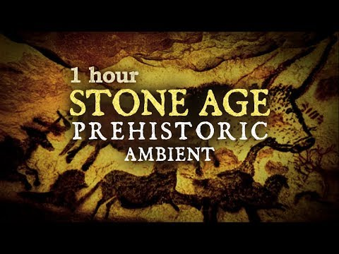 1 Hour Stone Age Prehistoric Meditative Shamanic Ambient music (by Paleowolf)