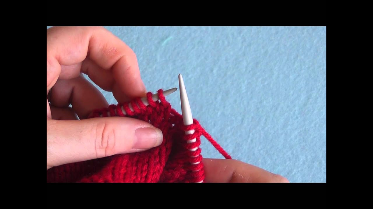 How To Slip 1 Knitwise Sl1k Or Sl1 Youtube