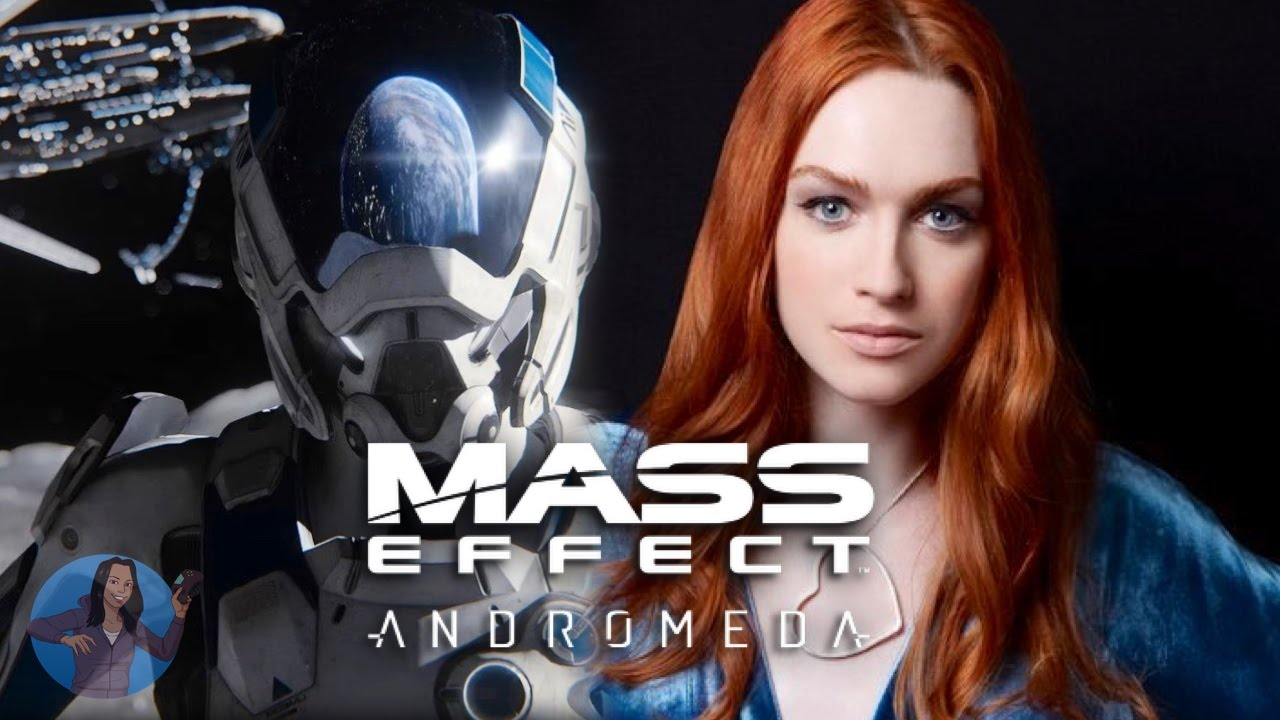 Mass Effect Andromeda | Actor, Jamie Clayton as Jien Garson