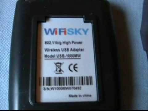 DRIVERS FOR WIFISKY 1000MW