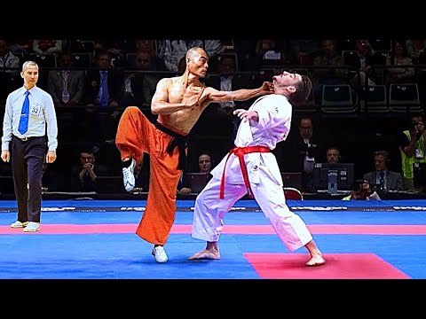 KungFu vs Karate