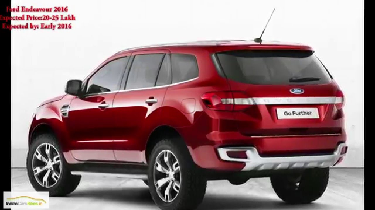 Upcoming Suv Cars In India 2016