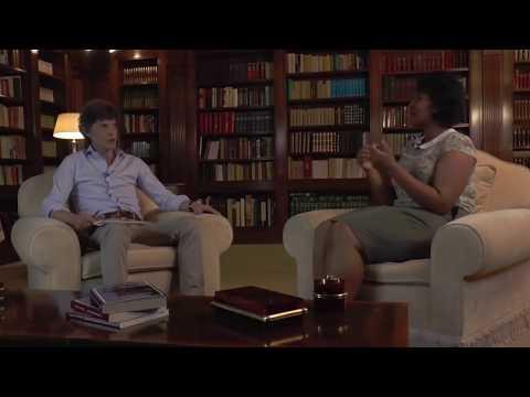 LCTV (2018-07-06) En la Biblioteca con Trevijano. Mónica Macías (I)