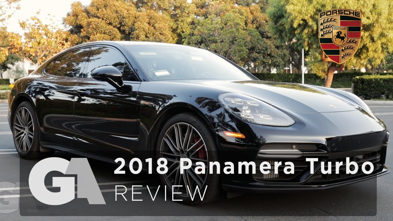 Review 2018 Porsche Panamera Turbo Is It As Good Looks