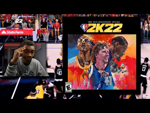 NBA 2K22 NEXT GEN WILL NOT Be On PC & WILL NOT BE CROSSPLAY | RANT