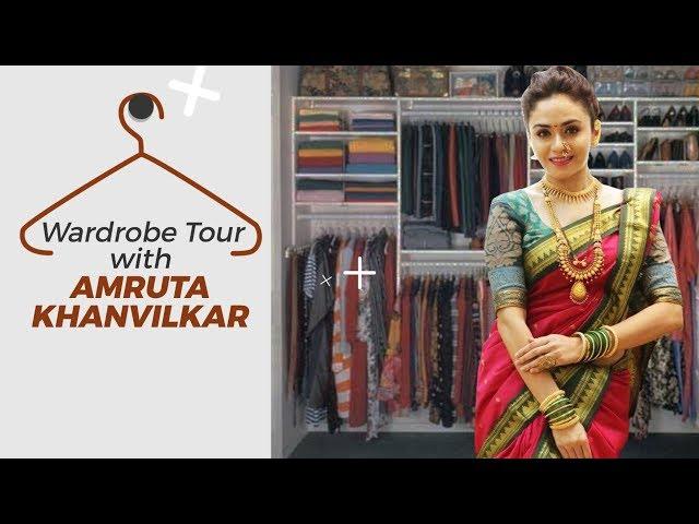 What's In My Wardrobe Amruta Khanvilkar   Khatron Ke Khiladi 10   BollywoodLife