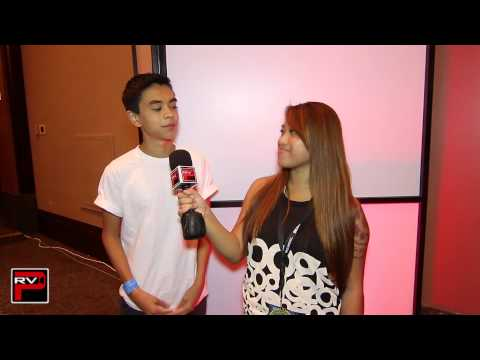 2014 HHI Urban Moves - Interview with dancer Dylan Shepherd