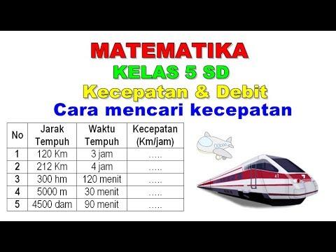 matematika-5-sd---(kecepatan-dan-debit)-mencari-kecepatan-jika-diketahui-jarak-dan-waktu