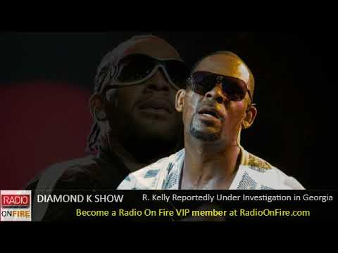 R. Kelly Reportedly Under Investigation in Georgia Mp3