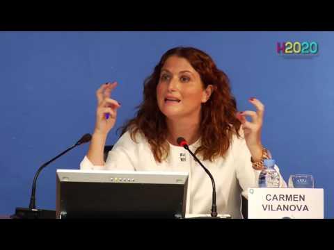 """Diputaciones H2020. Presentación de """"Partenalia, la voz de las provincias en Europa"""""""