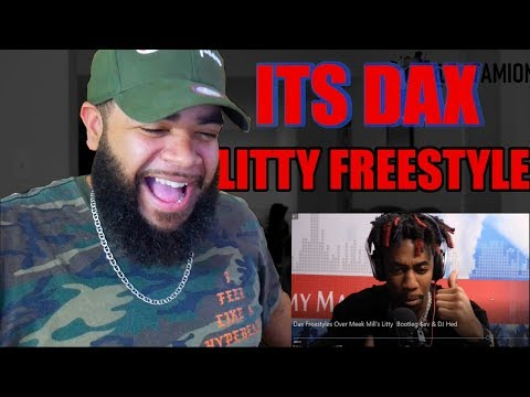 {{ REACTION }} Dax Freestyles Over Meek Mill's