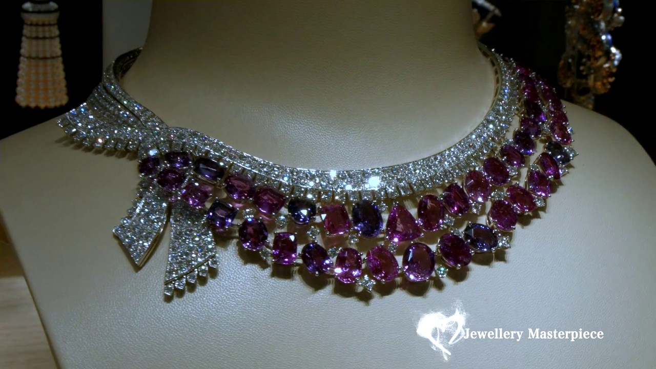 New High Jewelry Collection Le Secret By Van Cleef
