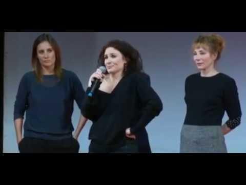Elsa Lunghini émue aux larmes  au Festival de Luchon 2018