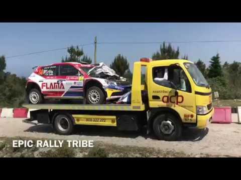 WRC Rally Portugal 2018 - Highlights SS2-5 Viana do Castelo