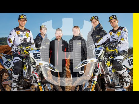 MX Rockstar Energy Husqvarna Factory Racing Team 2016 | Husqvarna Motorcycles