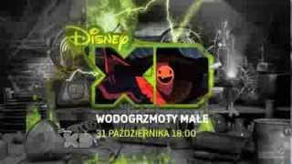 Disney XD Poland Halloween Adverts 2013