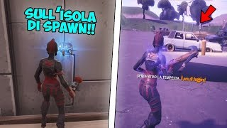 "how to go to SPAWN's ISOLA on Fortnite! ""NEW GLITCH"""