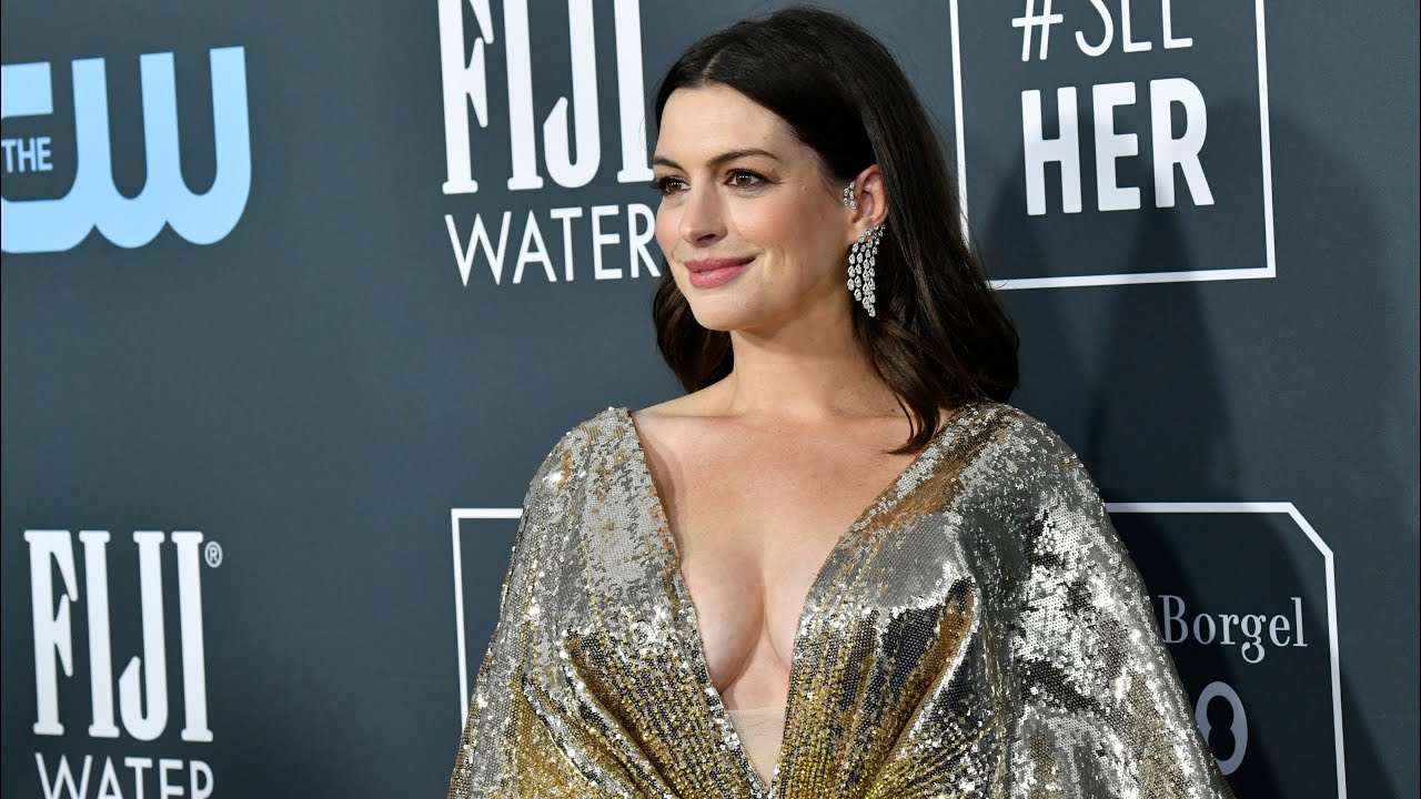 Anne Hathaway reveals she's not a fan of her own name: 'Call me ...