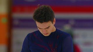 Макар Игнатов Произвольная программа Мужчины Кубок России по фигурному катанию 2020 21
