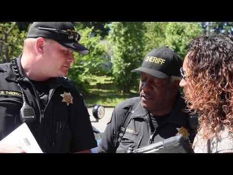 Detective Loi Dawkins, King County Sheriff's Office