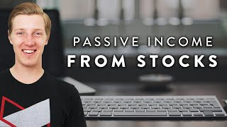 Make Passive Income from Investing in the Stock Market     Dividend Investing