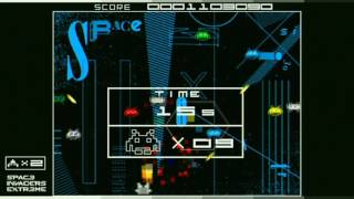 Space Invaders Extreme Game Sample - PSP