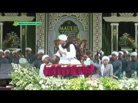 MAULID AKBAR NABI MUHAMMAD SHALLALLAHU 'ALAIHI WA SALLAM & SILATURAHIM AKBAR 1441 H