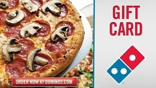 Free Dominos Coupon Code! THIS IS AWSOME!!
