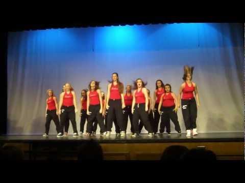 Sapulpa High School Ping Pings- Homecoming Hip Hop