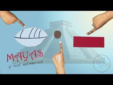 Los Mayas y los números