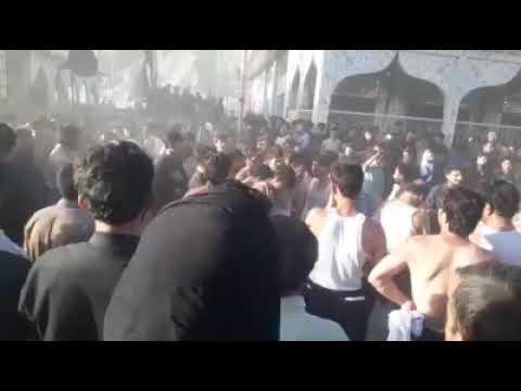 Balti noha Daste abbasia olding Ashura muharram 2019