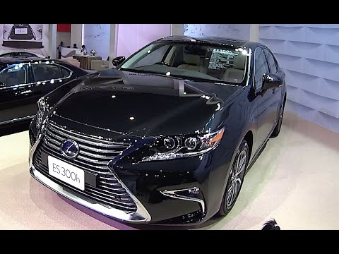 New Lexus ES 300H 2015, 2016 Video Review   YouTube