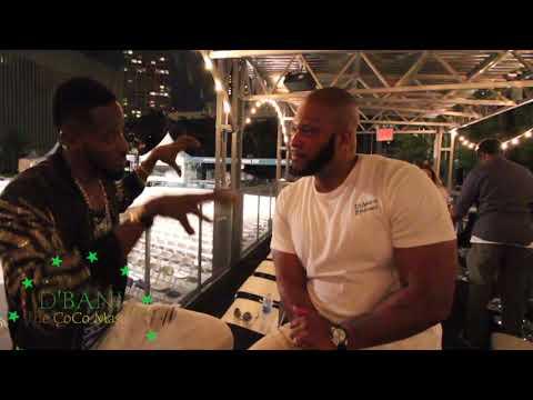 #KICKINITWITHTHEPLUG: D'Banj talks Okay Africa Riddim & Beats performance @ Lincoln Center
