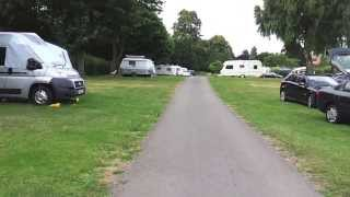 BRIDGE VILLA CAMPING AND CARAVAN PARK WALLINGFORD OXFORD