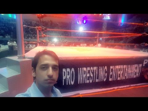 Pro Wrestling Entertainment LIVE in Islamabad - ft. WWE superstars & Melissa Santos!!